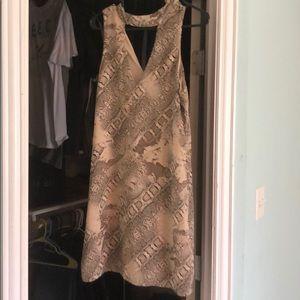 Animal Print Guess Dress